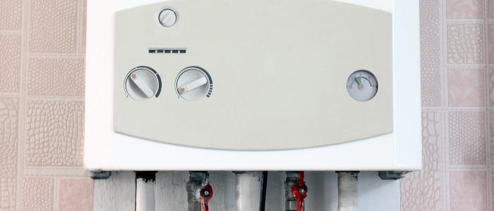 Mantenimiento de quemadores de la caldera de gas