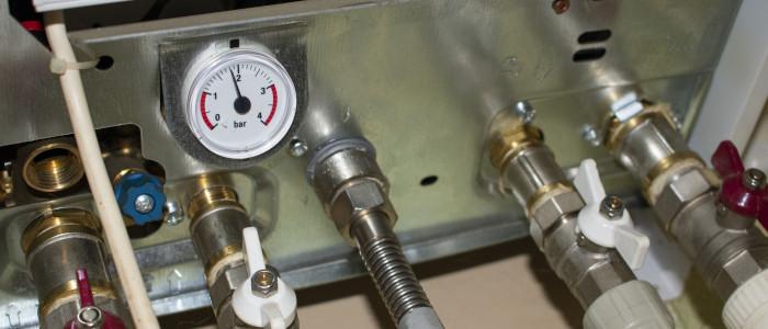Reparación calderas de agua por condensación